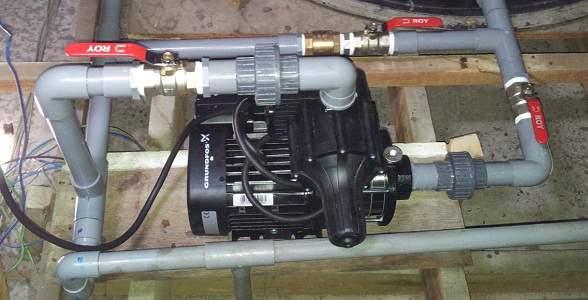 Perbaikan Service Pompa Air Buleleng